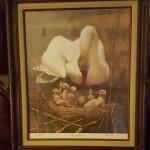 last swan print